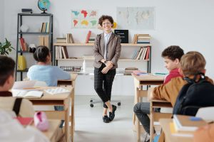 Il rapporto insegnante-alunno